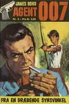 Cover for Agent 007 James Bond (Interpresse, 1965 series) #8