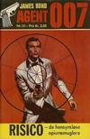 Cover for Agent 007 James Bond (Interpresse, 1965 series) #10
