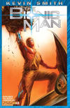 Cover for Bionic Man (Dynamite Entertainment, 2011 series) #1 [Second  Printing Variant - Alex Ross]