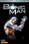 Cover Thumbnail for Bionic Man (2011 series) #1 [Jonathan Lau Variant]