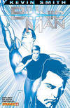 Cover Thumbnail for Bionic Man (2011 series) #1 [Renaud Blue RI]