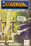 Cover for Starman El Libertario (Editora Cinco, 1970 ? series) #37