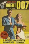 Cover for Agent 007 James Bond (Interpresse, 1965 series) #11