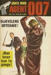 Cover for Agent 007 James Bond (Interpresse, 1965 series) #12