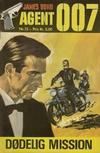 Cover for Agent 007 James Bond (Interpresse, 1965 series) #13