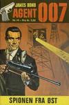 Cover for Agent 007 James Bond (Interpresse, 1965 series) #14