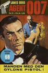 Cover for Agent 007 James Bond (Interpresse, 1965 series) #15