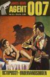 Cover for Agent 007 James Bond (Interpresse, 1965 series) #16