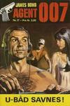 Cover for Agent 007 James Bond (Interpresse, 1965 series) #17