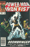 Cover Thumbnail for Power Man and Iron Fist (1981 series) #103 [newsstand]