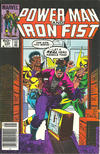Cover Thumbnail for Power Man and Iron Fist (1981 series) #105 [newsstand]