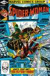 Cover for Spider-Woman (Marvel, 1978 series) #40 [Direct]