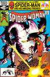 Cover for Spider-Woman (Marvel, 1978 series) #41 [Direct]