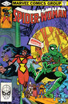 Cover for Spider-Woman (Marvel, 1978 series) #45 [Direct]