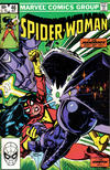 Cover for Spider-Woman (Marvel, 1978 series) #46 [Direct]