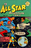 Cover for All Star Adventure Comic (K. G. Murray, 1959 series) #71
