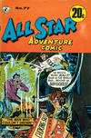 Cover for All Star Adventure Comic (K. G. Murray, 1959 series) #77