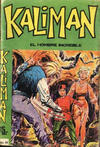 Cover for Kaliman (Editora Cinco, 1976 series) #19