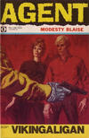 Cover for Agent Modesty Blaise (Semic, 1967 series) #8