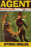 Cover for Agent Modesty Blaise (Semic, 1967 series) #10