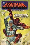 Cover for Starman El Libertario (Editora Cinco, 1970 ? series) #34