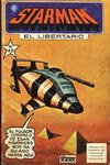 Cover for Starman El Libertario (Editora Cinco, 1970 ? series) #42
