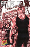 Cover for True Blood: Tainted Love (IDW, 2011 series) #3 [DF Exclusive]