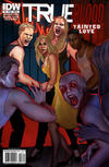 Cover for True Blood: Tainted Love (IDW, 2011 series) #3 [Cover B]