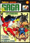 Cover for Ombrax-Saga (Editions Lug, 1986 series) #256