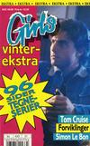 Cover for Girls ekstra (Hjemmet / Egmont, 1990 series) #Vinterekstra 1990