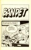 Cover for Bandet [Bilag til Girls] (Hjemmet / Egmont, 1991 series)