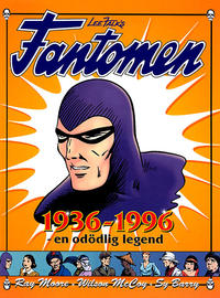 Cover Thumbnail for Fantomen 1936-1996: En odödlig legend (Semic, 1996 series)