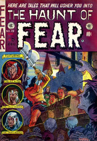 Cover Thumbnail for Haunt of Fear (Superior Publishers Limited, 1950 series) #19