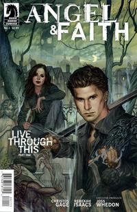 Cover Thumbnail for Angel & Faith (Dark Horse, 2011 series) #1