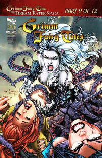 Cover Thumbnail for Grimm Fairy Tales (Zenescope Entertainment, 2005 series) #63 [Cover A - Eric Basaldua]