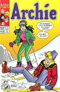 Cover Thumbnail for Archie (Archie, 1959 series) #421