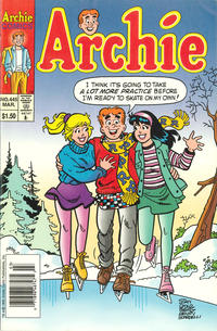 Cover Thumbnail for Archie (Archie, 1959 series) #445