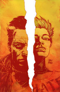 Cover for Incorruptible (Boom! Studios, 2009 series) #21