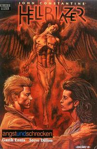 Cover Thumbnail for Hellblazer (Schreiber & Leser, 1998 series) #[4] - Angst und Schrecken