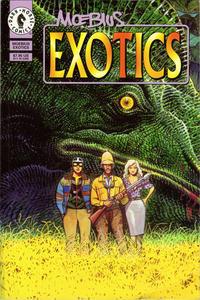 Cover Thumbnail for Moebius: Exotics (Dark Horse, 1997 series)