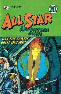 Cover Thumbnail for All Star Adventure Comic (K. G. Murray, 1959 series) #75