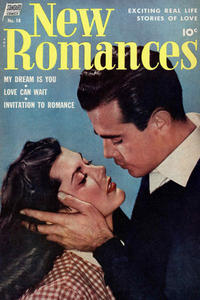 Cover Thumbnail for New Romances (Pines, 1951 series) #18