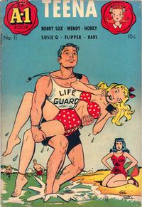 Cover Thumbnail for A-1 (Magazine Enterprises, 1945 series) #11