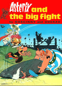 Cover Thumbnail for An Asterix Adventure (Brockhampton Press, 1969 series) #[6] - Asterix and the Big Fight