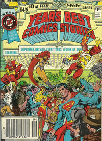 Cover Thumbnail for The Best of DC (DC, 1979 series) #35 [Newsstand]