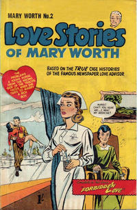 Cover Thumbnail for Love Stories of Mary Worth (Magazine Management, 1950 ? series) #2