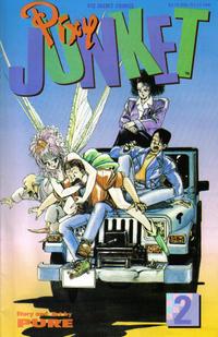 Cover Thumbnail for Pixy Junket (Viz, 1993 series) #2