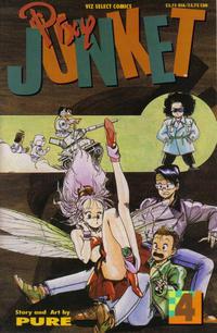 Cover Thumbnail for Pixy Junket (Viz, 1993 series) #4