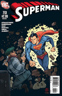 Cover Thumbnail for Superman (DC, 2006 series) #713 [10 for 1 Variant]
