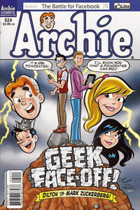 Cover Thumbnail for Archie (Archie, 1959 series) #624